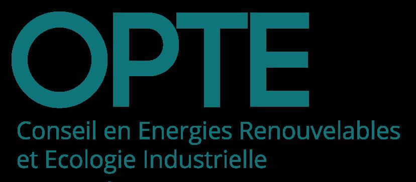 Logo-OPTE-conseil en energies renouvelables ecologie industrielle