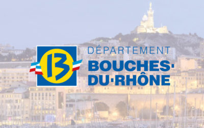 Cas client : le département des Bouches du Rhône