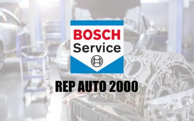 Cas client : Rep Auto 2000